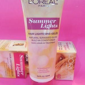 Hair Lightening Gel Highlighter Loreal Treatment
